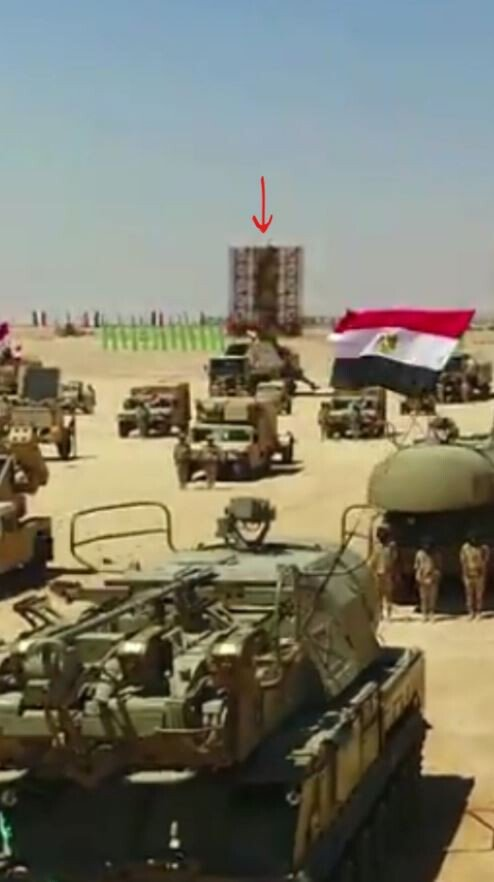 مصر تمتلك رادار المراقبه 59N6E Protivnik-GE  الروسي ثلاثي الابعاد بعيد المدى  Ehyur910