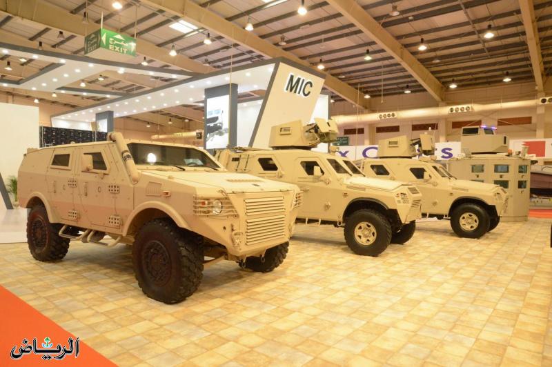 تعرف على عربة HMTV من انتاج مؤسسة الصناعات العسكريه السعوديه  Eia2hm10