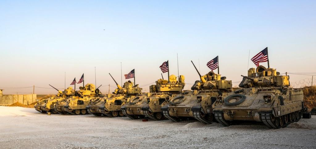 الحرب في سوريا: الولايات المتحدة ترسل تعزيزات عسكرية إلى شمال شرقي البلاد بعد اشتباكات مع روسيا Eicr-p10