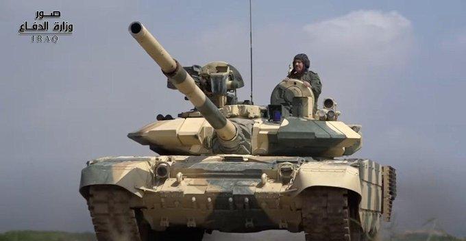 العراق اشترى دبابات T-90 الروسيه !! - صفحة 16 Eidusf10