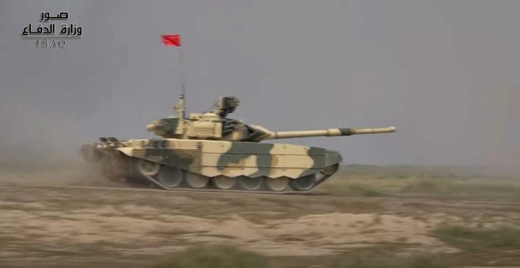 العراق اشترى دبابات T-90 الروسيه !! - صفحة 16 Eiduum10