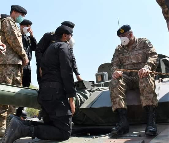 باكستان تختار شراء دبابات VT-4 الصينيه  Eiiddd10
