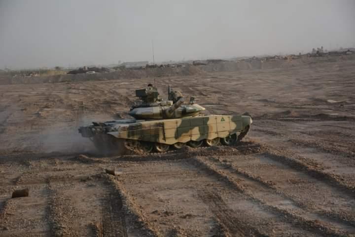 العراق اشترى دبابات T-90 الروسيه !! - صفحة 16 Eiiizv10