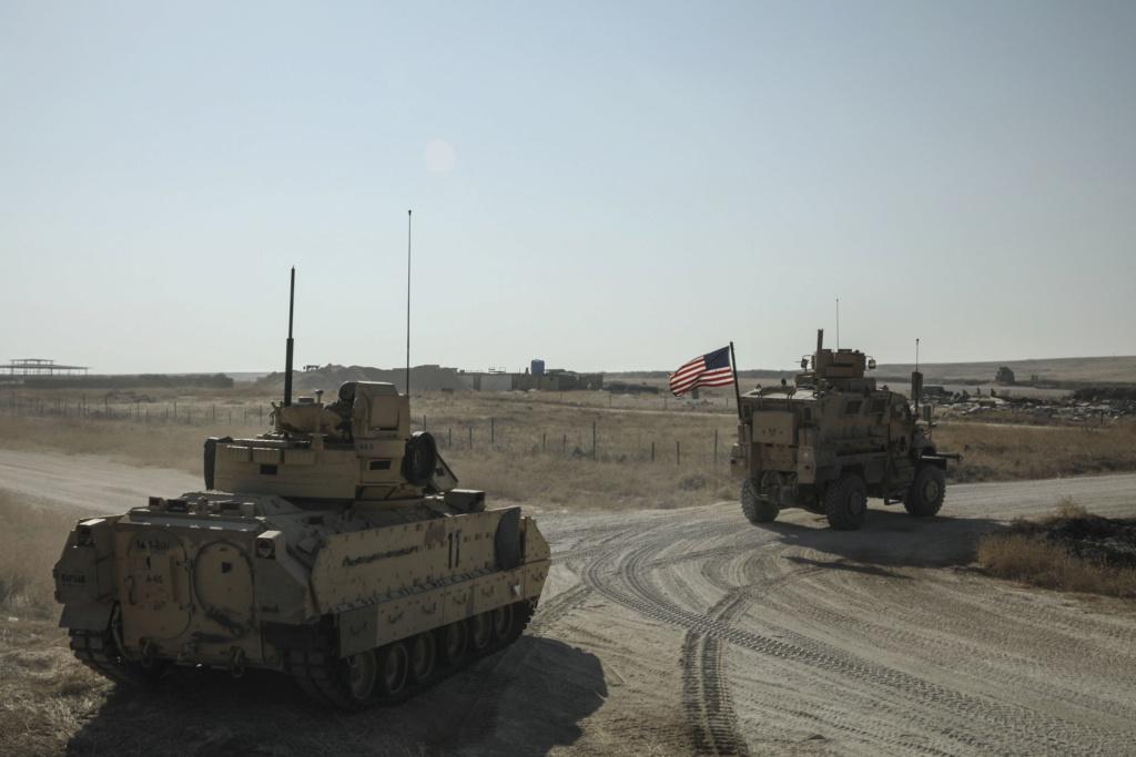 الحرب في سوريا: الولايات المتحدة ترسل تعزيزات عسكرية إلى شمال شرقي البلاد بعد اشتباكات مع روسيا Eiwnvl11