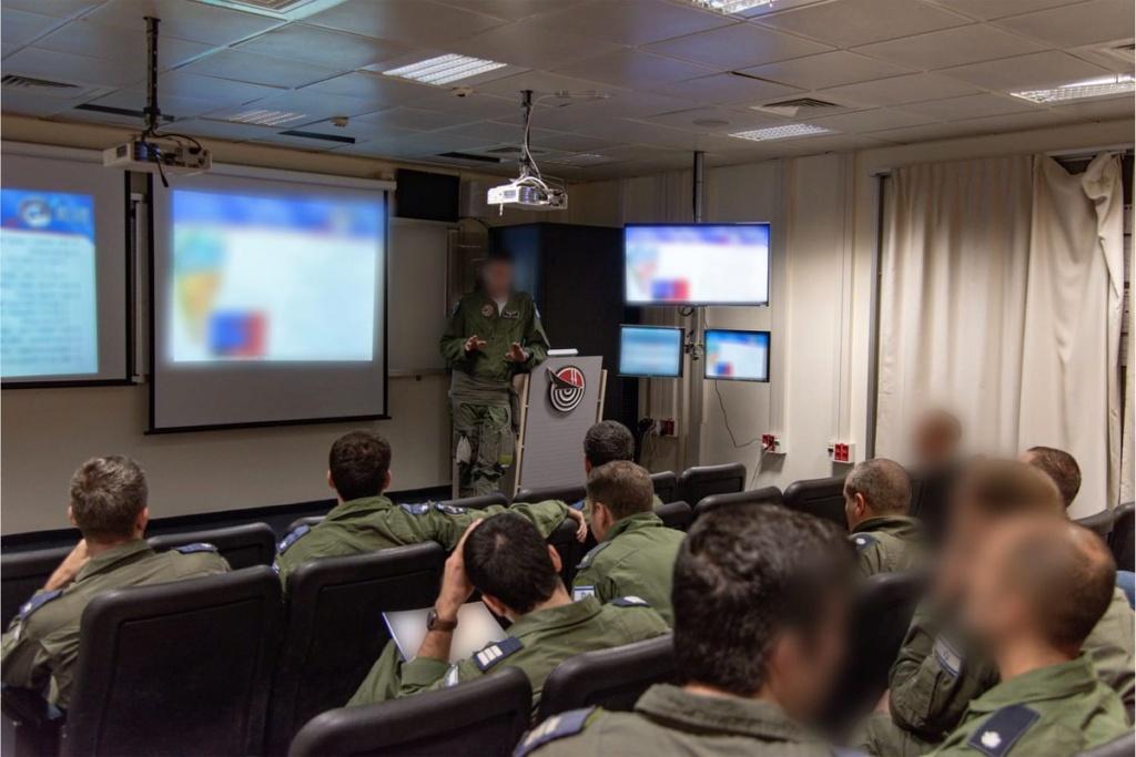مقاتلات اسرائيلية نوع F-35 ستشارك في مناورات Blue Flag  الجوية المشتركة للمرة الأولى Eiwuom10