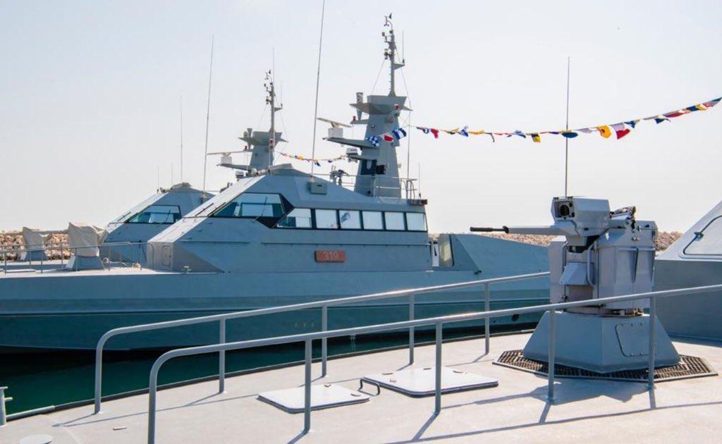 البحرية الملكية السعودية تدشن زوارق HSI32 الاعتراضيه السريعه الفرنسية الصنع Eiyj6q10