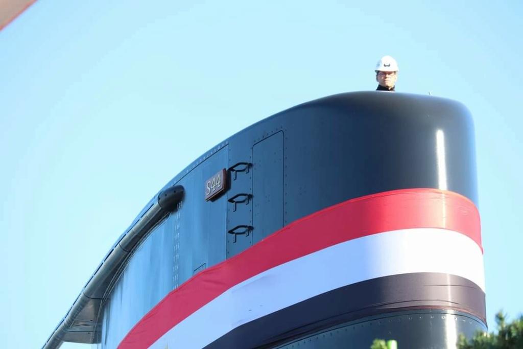 ألمانيا تنتهي من صنع الغواصة الرابعة من فئة تايب 209 الخاصة بالجيش المصري Ejfoip10
