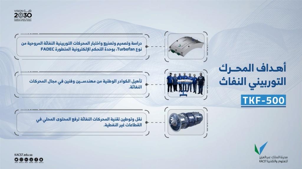 السعوديه :  تطوير وتصنيع محرك TKF-500 التوربيني النفاث  Eju42o10