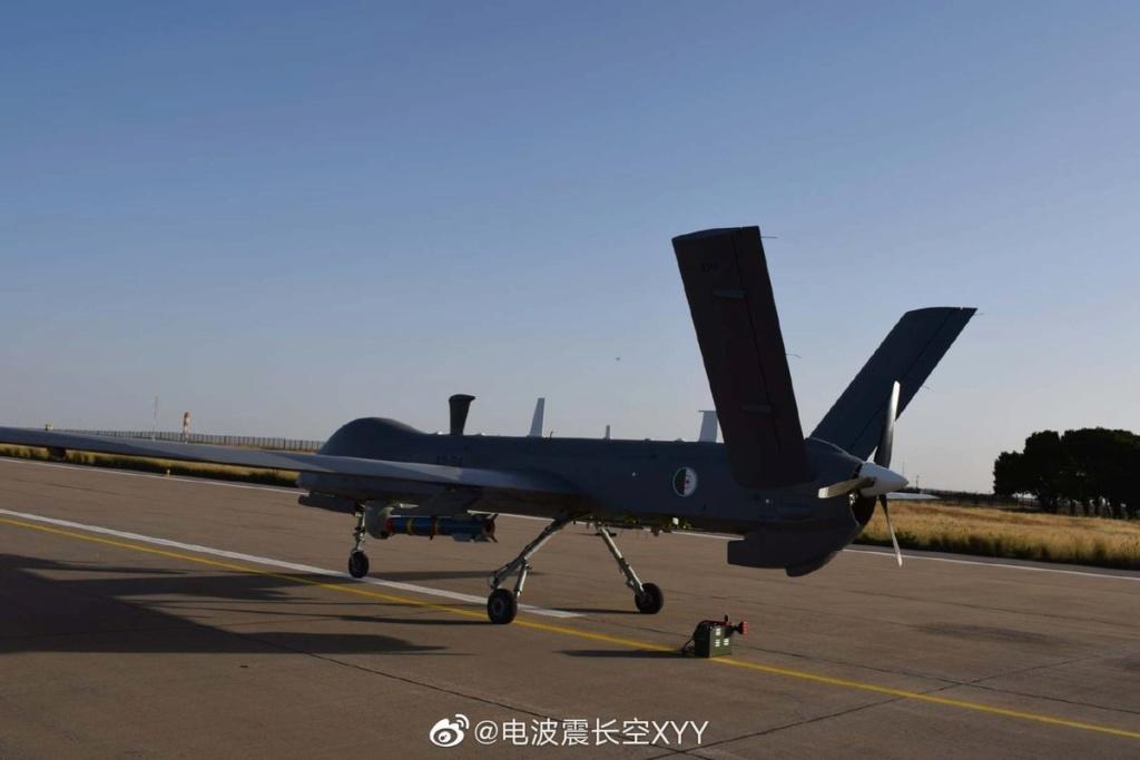 الجزائر اقتنت الطائرة الصينية بدون طيار ch4 - صفحة 3 Ejw3rb11