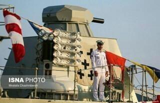 البحرية الإيرانية تعلن تزويد سفينة حربية بمنظومة  ( كمند ) الدفاعية الجديدة Ek9ypk10