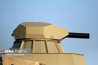 البحرية الإيرانية تعلن تزويد سفينة حربية بمنظومة  ( كمند ) الدفاعية الجديدة Ek9ypk11