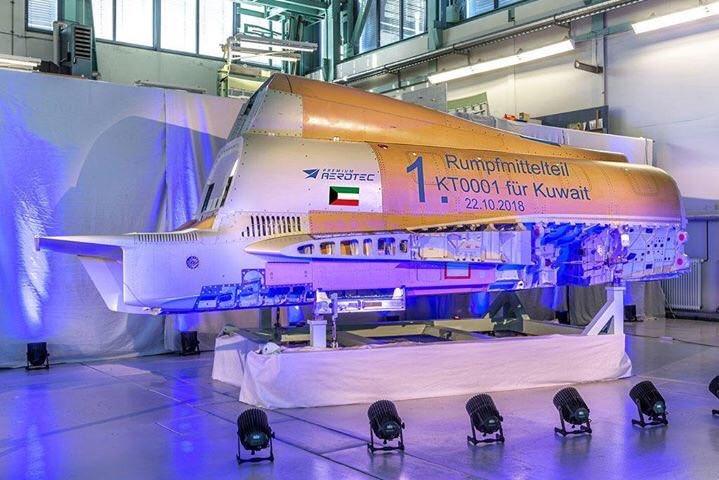 الجيش الكويتي يتعاقد لشراء 28 طائرة «يوروفايتر تايفون » بمواصفات خاصة ب8 مليارات يورو - صفحة 2 Ekfv2p10