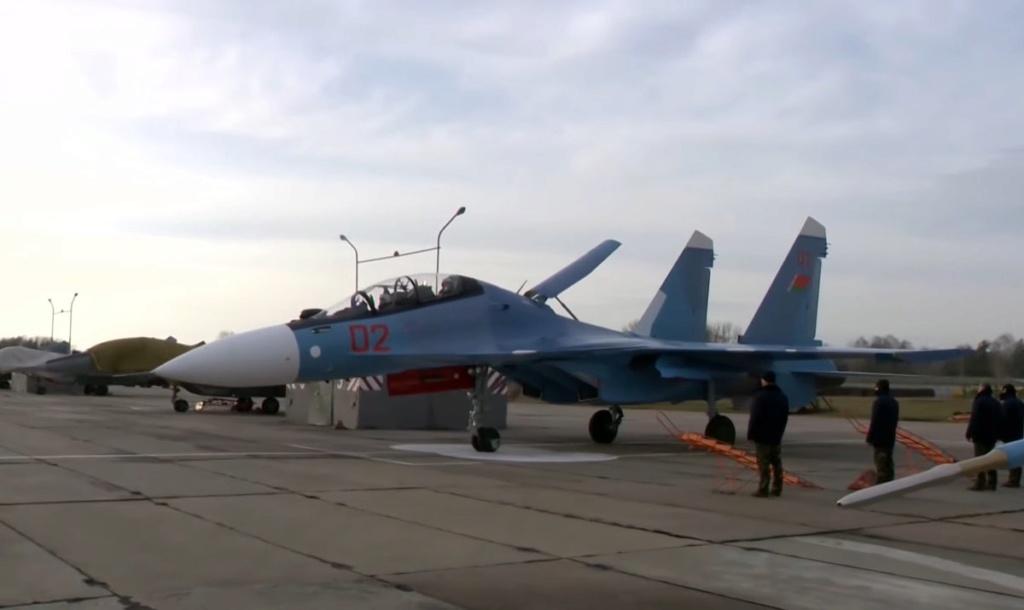 انتقادات بيلاروسيه على المقاتلات الروسيه !! Ekiu0i10