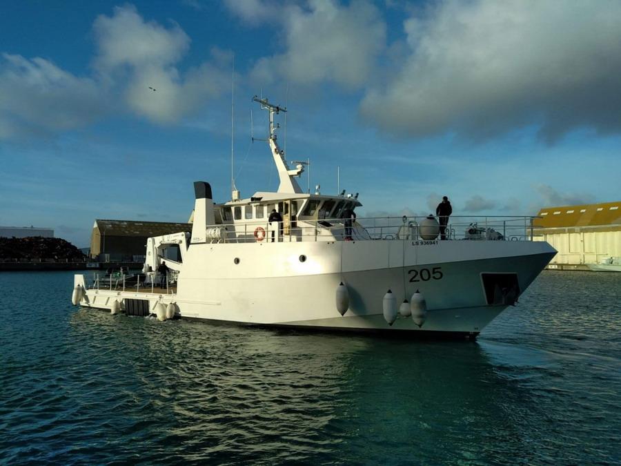 الجزائر تستعد لاستقبال سفينة مسح هيدروغرافي من شركة Ocea الفرنسية El_mas10