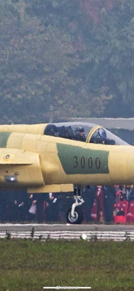 اول مقاتله باكستانيه نوع JF-17 Block 3 تقوم بأول تحليق لها في الصين  Em388f10
