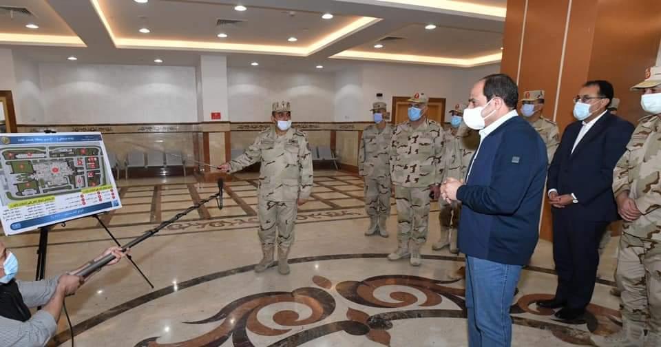The Octagon :  مقر جديد لوزارة الدفاع المصرية  في العاصمة الإدارية الجديدة - صفحة 2 Em4a4r10