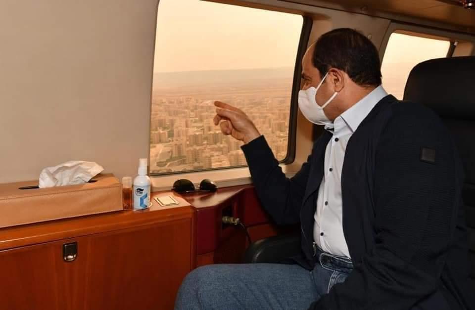 The Octagon :  مقر جديد لوزارة الدفاع المصرية  في العاصمة الإدارية الجديدة - صفحة 2 Em4a4y10