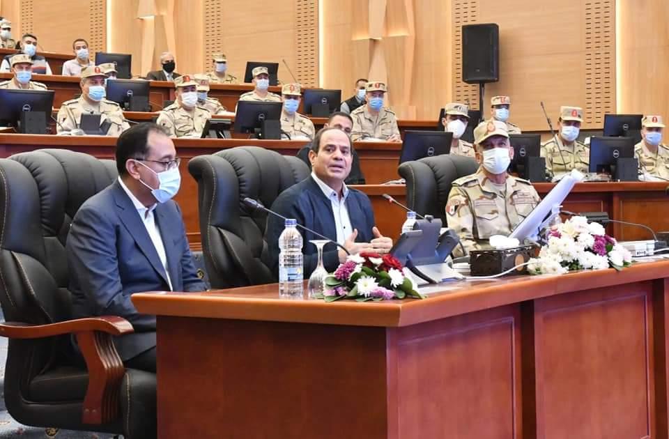 The Octagon :  مقر جديد لوزارة الدفاع المصرية  في العاصمة الإدارية الجديدة - صفحة 2 Em4a5w10