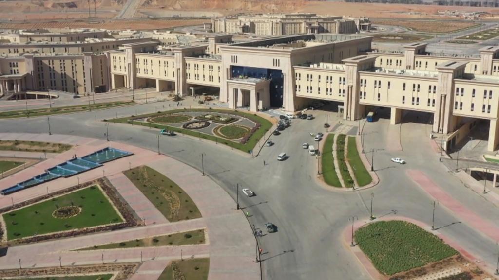 The Octagon :  مقر جديد لوزارة الدفاع المصرية  في العاصمة الإدارية الجديدة - صفحة 2 Em5lnc10