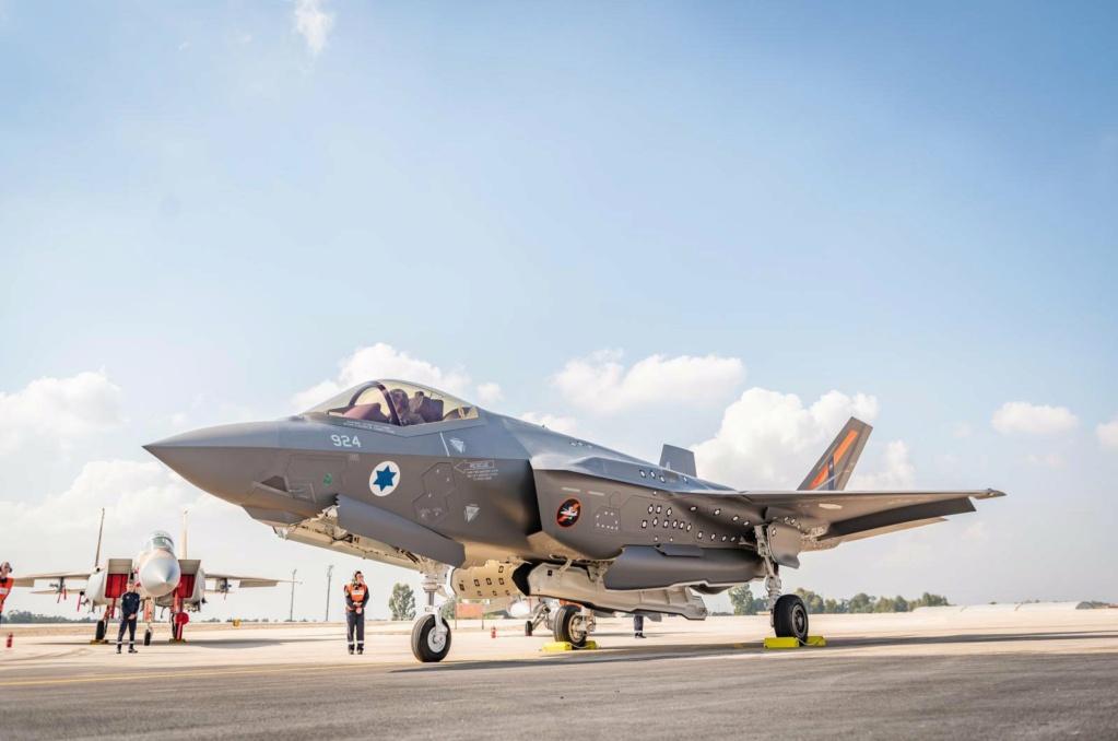إسرائيل تتسلم أولى مقاتلات «إف 35» الأميركية في ديسمبر - صفحة 4 Emj2ca10