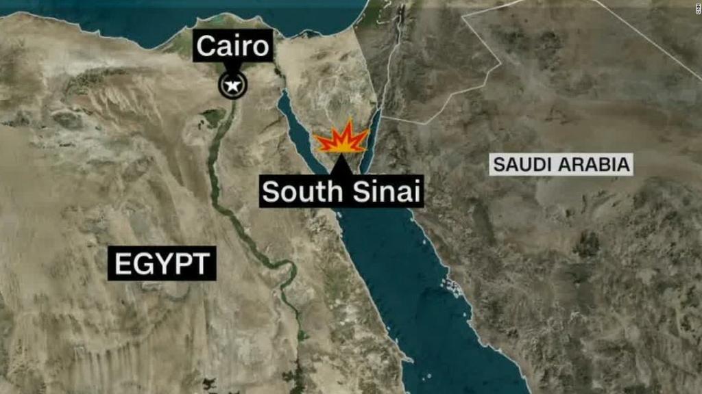 8 قتلى في تحطم مروحية للقوات متعددة الجنسيات في سيناء  Emokpz10