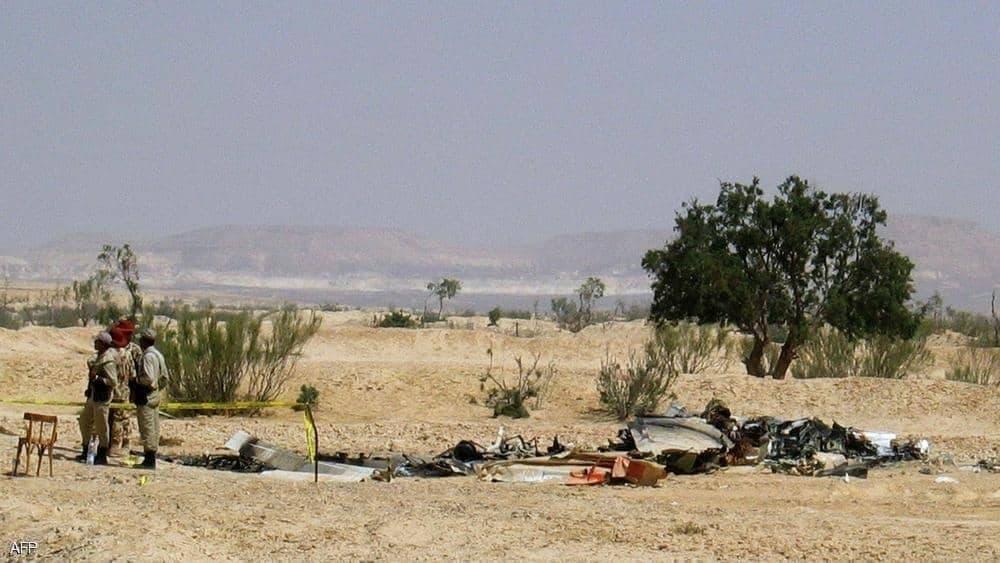 8 قتلى في تحطم مروحية للقوات متعددة الجنسيات في سيناء  Emoxu_10
