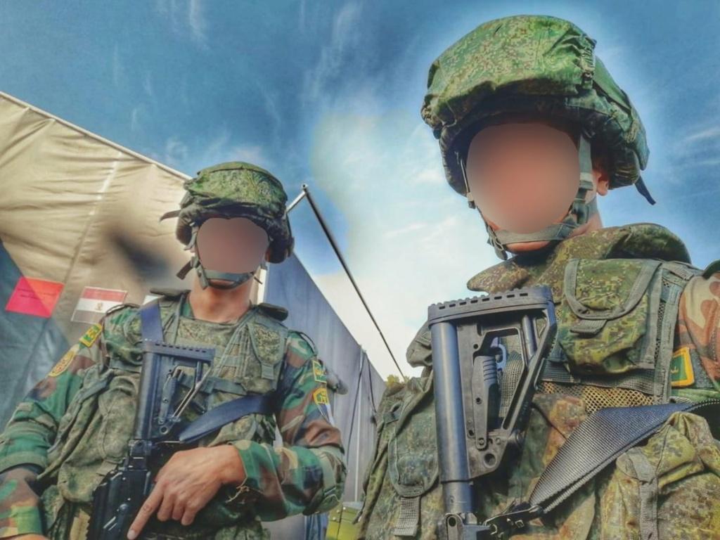 تجهيزات الجندي الروسي Ratnik تخطف اهتمام دول العالم  En1bew10