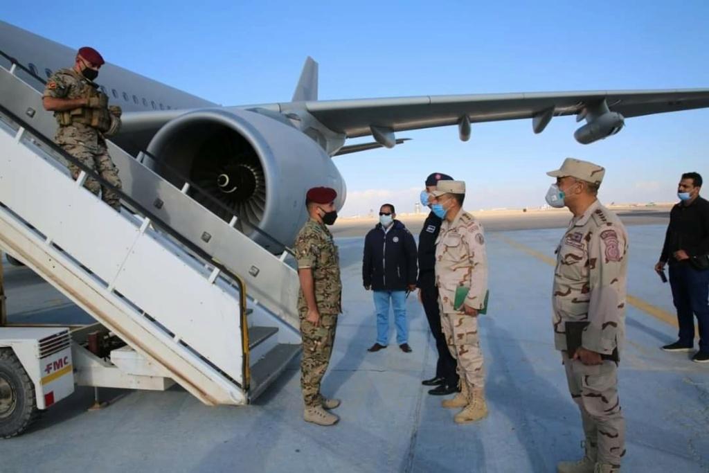 """""""سيف العرب"""" تمارينٌ عسكرية لـ 4 دول عربية Enhi8e10"""