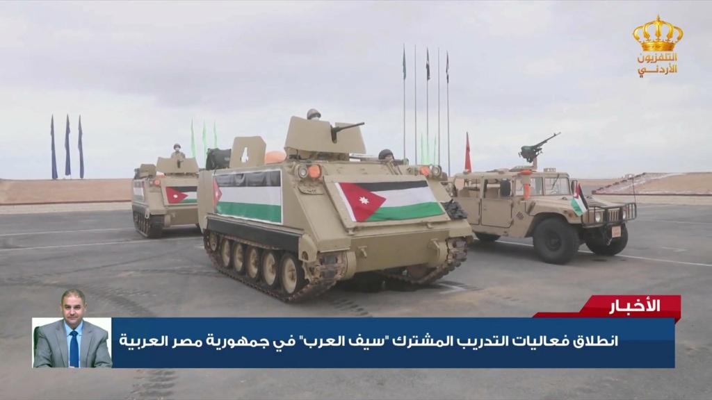 """""""سيف العرب"""" تمارينٌ عسكرية لـ 4 دول عربية Enlh4910"""