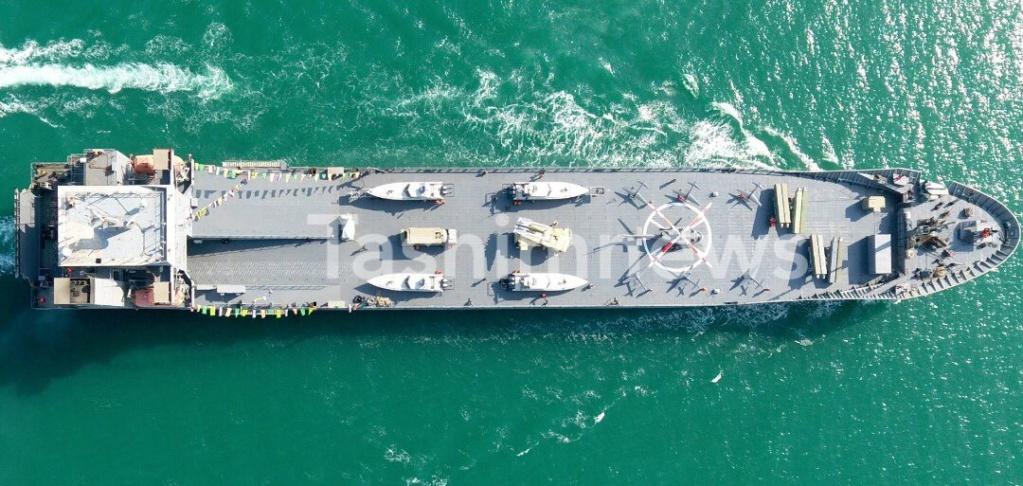 إيران: نحدث معداتنا العسكرية بأقل التكاليف ودون الحاجة للخارج Enllbx10