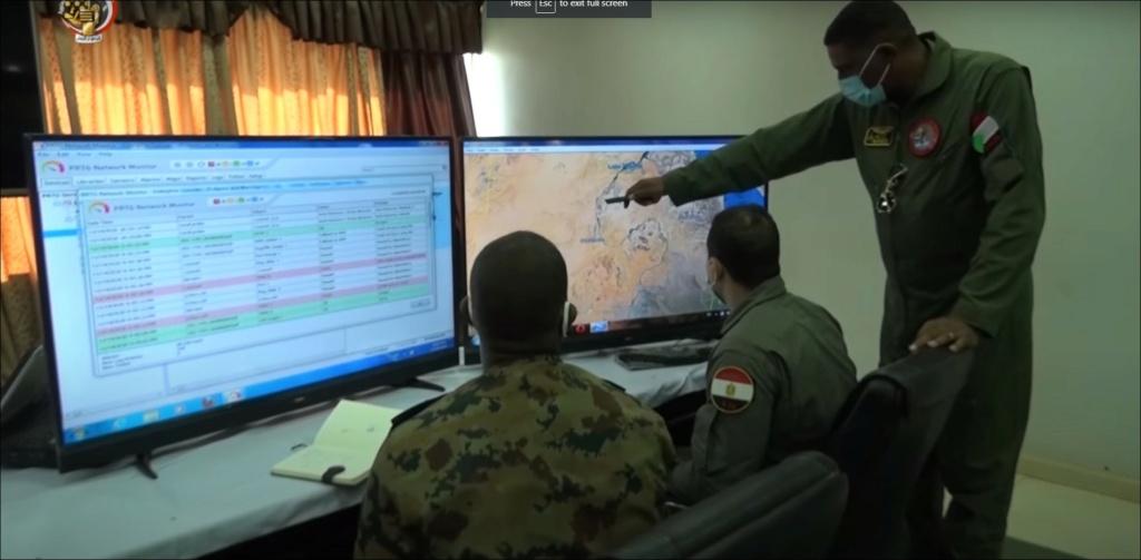 """مقاتلات مصرية تصل السودان ومناورات عسكرية تحت اسم """"نسور النيل 1"""" - صفحة 2 Envbwo10"""