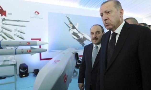 الولايات المتحده تفرض عقوبات على كيانات وافراد في صناعه الدفاع التركية ضمن قانون CAATSA Erdoga10