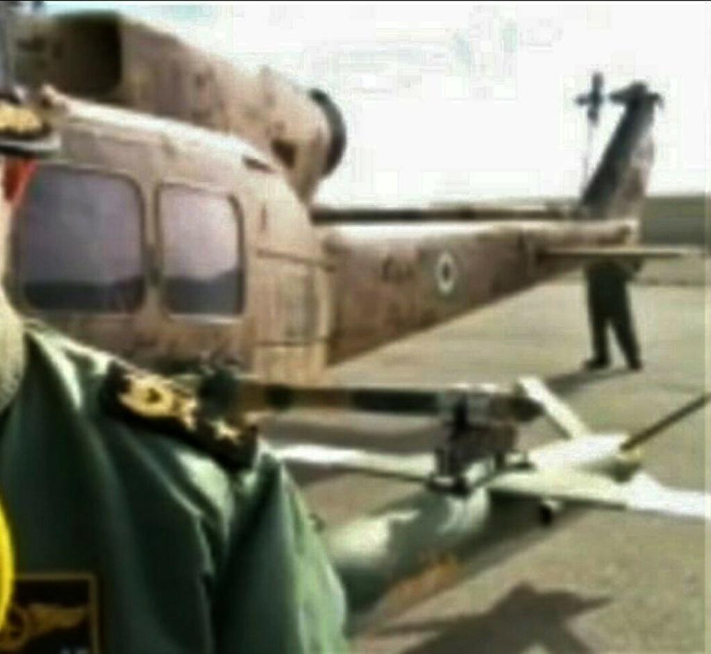 ايران تعلن عن انطلاق اكبر مناورة عسكرية كبرى بواسطة طائرات بدون طيار Erhfhw10