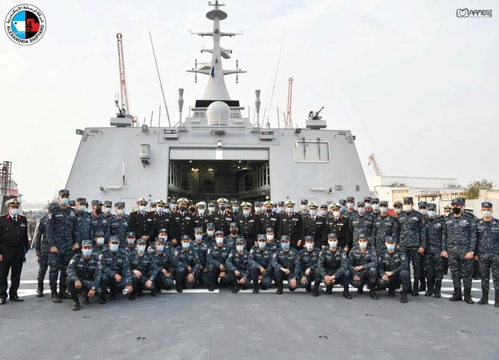 كورفيتات Gowind 2500 لصالح البحرية المصرية  - صفحة 3 Erib5i10