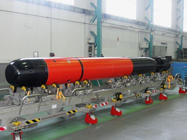 الطوربيد الفرنسي الثقيل F21 Ertdun10