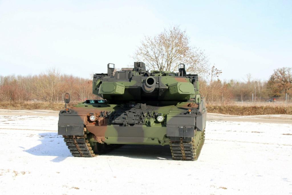 المانيا تشترى نظام الدفاع النشط Trophy الاسرائيلى لحماية دبابات Leopard 2A7A1 Eu6i5410