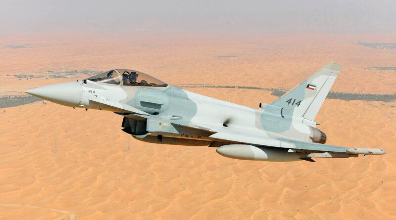 الجيش الكويتي يتعاقد لشراء 28 طائرة «يوروفايتر تايفون » بمواصفات خاصة ب8 مليارات يورو - صفحة 2 Eurofi10