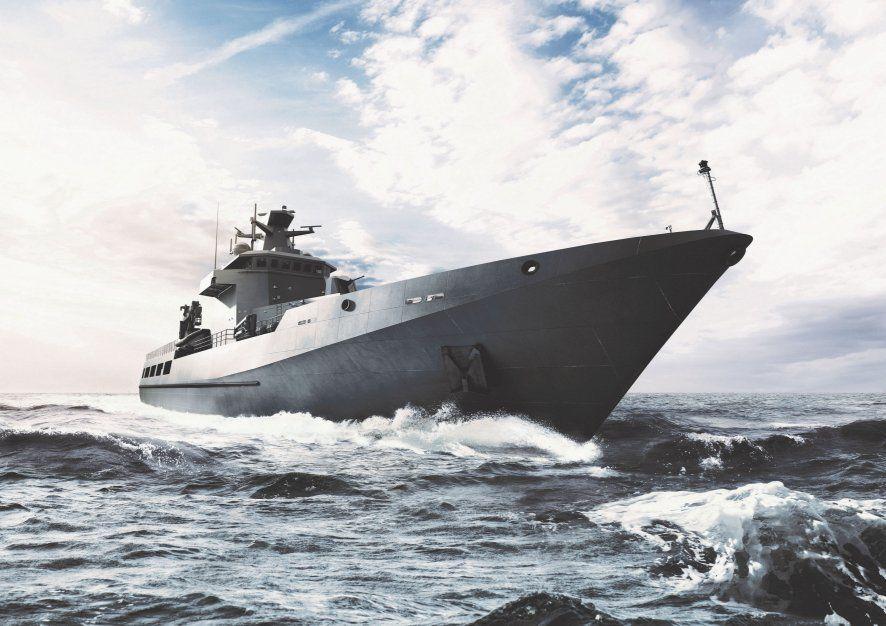 سفن الدوريات البحرية فئة Arafura Class Euwhk010