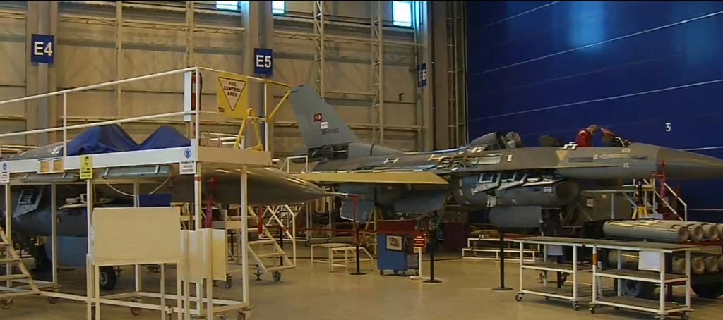 """لإطالة عمرها.. الصناعات الدفاعية التركية تواصل تحديث مقاتلات """"F-16"""" Evoa1h10"""