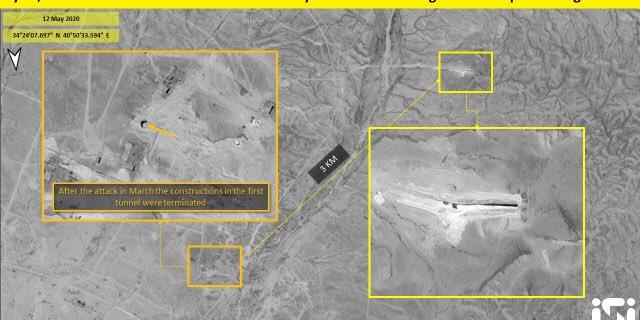 فوكس نيوز : ايران تبني مستودعا للاسلحه شرقي سوريا  Ex63bj11
