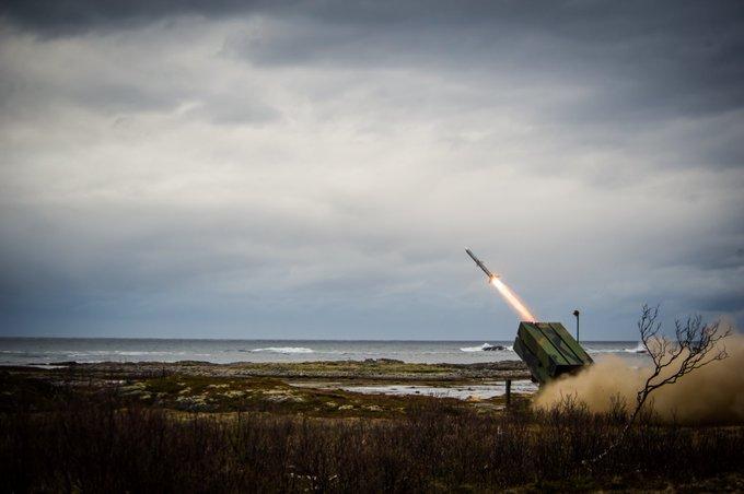 المجر تتعاقد لشراء نظام الدفاع الجوي NASAMS Exhtt010