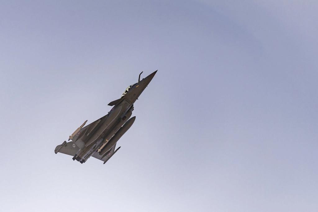 مقاتلات Rafale الفرنسيه تتجهز ببودات الاستطلاع  RECO-NG الجديده في عملياتها الجويه ضد داعش Expggq10