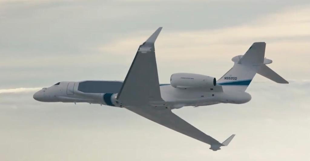 القوات الجوية الإسرائيلية تستلم طائرة استطلاع من طراز Oron تعمل بالذكاء الاصطناعي Eyisl410