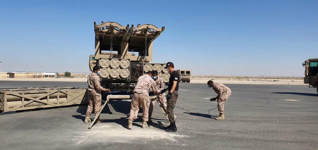 راجمة صواريخ  Chunmoo K239 الكورية الجنوبية تدخل الخدمة مع جيش الإمارات العربية المتحدة Eyzkbw11