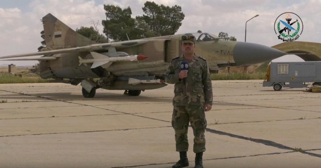 المقاتله Mig-23 Flogger المخضرمه  Ezlksq10