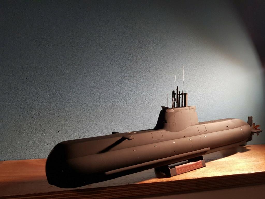 مصر تتفاوض لشراء غواصتين نوع Type 214 من المانيا  Ezmxla10