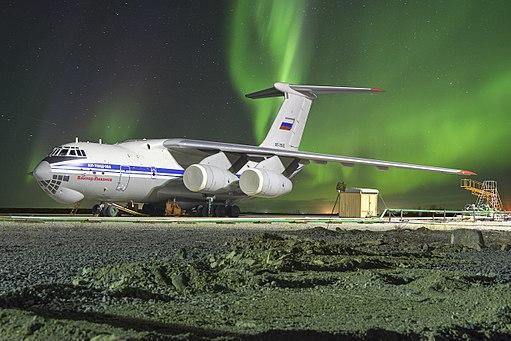 الحكومة الروسية تعيد التفاوض بشأن عقد طائرات Il-76MD-90A Ezo6ij10