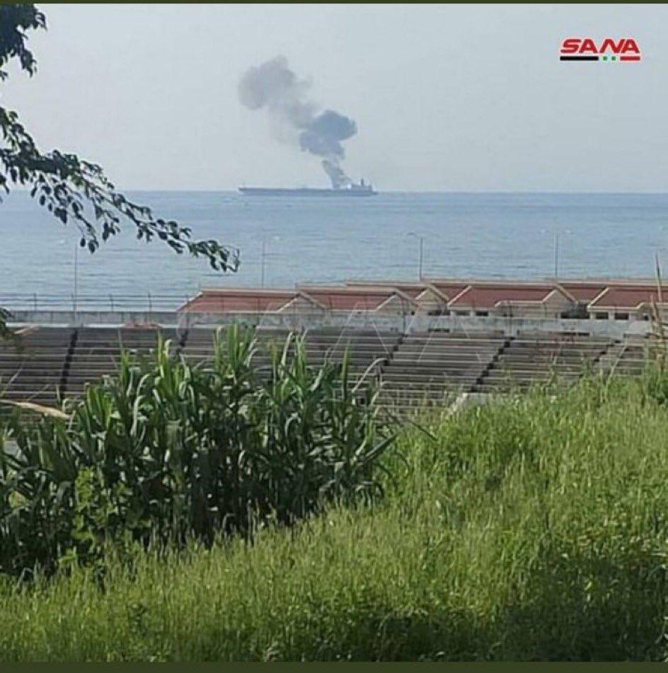 حرب سفن الشحن الإسرائيلية - الإيرانية Ezv1jq10
