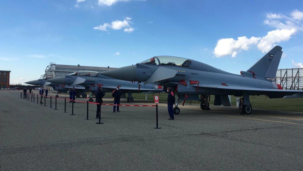 الجيش الكويتي يتعاقد لشراء 28 طائرة «يوروفايتر تايفون » بمواصفات خاصة ب8 مليارات يورو - صفحة 2 Ezvb_t10