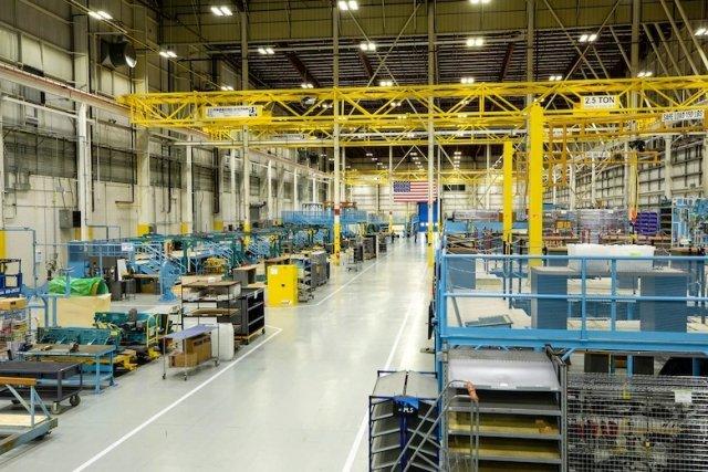 المصنع الأمريكي الجديد لإنتاج طائرات F-16 سيصنع 128 طائرة بقيمة 14 مليار دولار للعملاء الأجانب F-16_m10